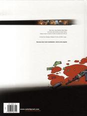 Black bank t.1 ; business clan - 4ème de couverture - Format classique
