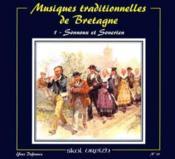 Musiques traditionnelles de Bretagne t.1 ; sonnoux et sonerien - Couverture - Format classique