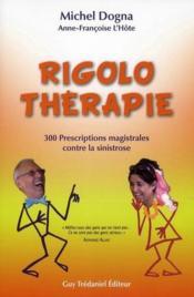 Rigolo thérapie - Couverture - Format classique