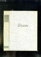 Cezanne. - Couverture - Format classique
