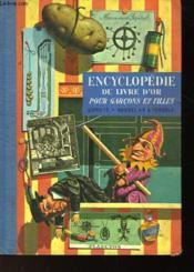 Encyclopedie Du Livre D'Or - Livre 12 - Couverture - Format classique