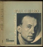 Paul Eluard - Collection Poetes D'Aujourd'Hui N°1 - Couverture - Format classique