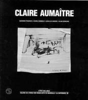 Claire aumaitre - Couverture - Format classique