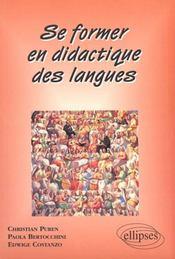 Se Former En Didactique Des Langues - Intérieur - Format classique