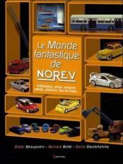 Le monde fantastique de Norev - Couverture - Format classique