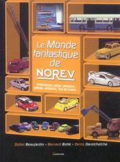 Le monde fantastique de Norev - Intérieur - Format classique