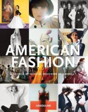 American fashion - Couverture - Format classique