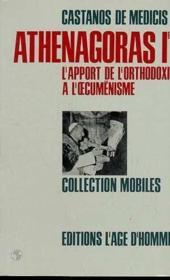 Athenagoras 1er - Couverture - Format classique