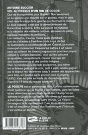 Vol Au Dessus D Un Nid De Cocos - 4ème de couverture - Format classique