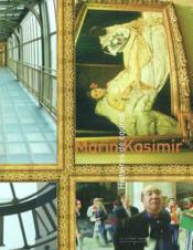Marin Kasimir-Histoires De Cadres - Couverture - Format classique