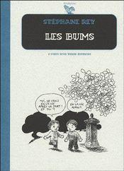 Les bums T.1 - Couverture - Format classique