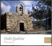 Hallel qadishat psaumes - Couverture - Format classique