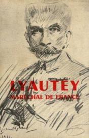 Lyautey, maréchal de France - Couverture - Format classique