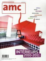 Revue Amc ; Intérieurs 2010-2011 - Couverture - Format classique