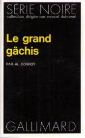 Le grand gachis - Couverture - Format classique