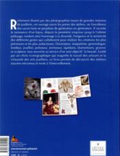 Les arts joailliers ; métiers d'excellence - 4ème de couverture - Format classique