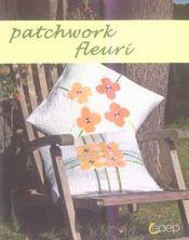 Patchwork fleuri - Intérieur - Format classique