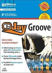 Ejay Groove - Intérieur - Format classique