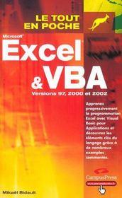Excel Et Vba - Intérieur - Format classique