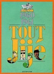 Tout Jijé t.8 ; 1960-1961 - Couverture - Format classique