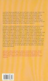 Le Divan De Konrad Lorenz ; Une Apporche Comparee Du Mythe Et Du Symbole Chez Freud, Jung Et Lorenz - 4ème de couverture - Format classique