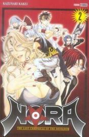 Nora t.2 - Couverture - Format classique