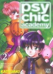 Psychic academy t.2 - Intérieur - Format classique