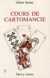 Cours De Cartomancie - Couverture - Format classique