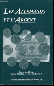 Les allemands et l'argent - Couverture - Format classique