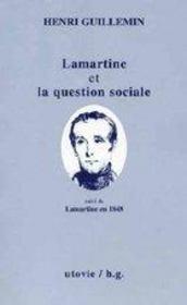 Lamartine et la question sociale - Intérieur - Format classique