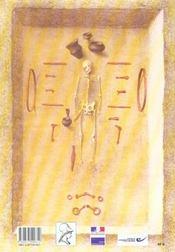 Carte Archeologique De La Gaule T.02 ; L'Aisne - 4ème de couverture - Format classique