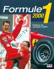 Formule 1 Saison 2000 - Couverture - Format classique