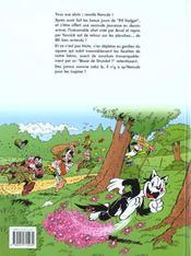 Hercule t.1 ; bazar de grumlots - 4ème de couverture - Format classique