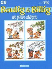 Boulig ha Billig t.25 ; sell'ta! - Couverture - Format classique