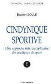Cyndinique Sportive - Couverture - Format classique