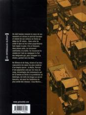 De silence et de sang ; intégrale t.1 - 4ème de couverture - Format classique