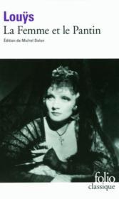 La femme et le pantin - Couverture - Format classique