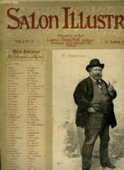 Salon Illustre N° 5 Vol 1. Du 31 Juillet 1888. - Couverture - Format classique