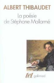 La Poesie De Stephane Mallarme - Intérieur - Format classique