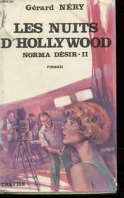 Norma Desir - Les Nuits D'Hollywood Tome 2 - Couverture - Format classique