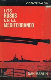 Los Rusos En El Maditerraneo - Couverture - Format classique