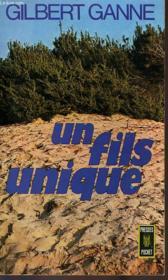 Un Fils Unique - Couverture - Format classique