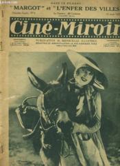 Cine-Miroir - Premiere Annee - N°8 - Couverture - Format classique
