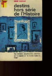 Destins Hors Serie De L'Histoire - Couverture - Format classique