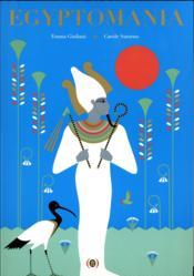 Egyptomania - Couverture - Format classique