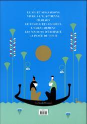 Egyptomania - 4ème de couverture - Format classique
