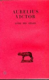 Livre des Césars - Couverture - Format classique