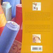 Les murs de la maison ; conseils pratiques de réalisation - 4ème de couverture - Format classique