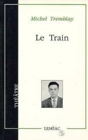 Le train - Couverture - Format classique