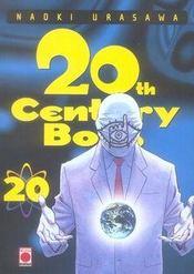 20th century boys t.20 - Intérieur - Format classique
